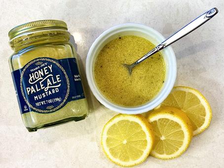 Lemon Honey Mustard Dressing
