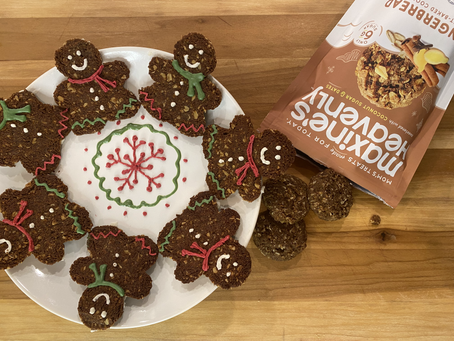 Gingerbread Man Recipe With Maxine's Heavenly Gingerbread Cookies