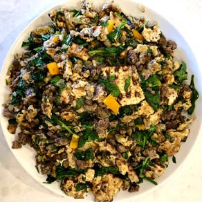 Passover Joe's Special Matzah Scramble