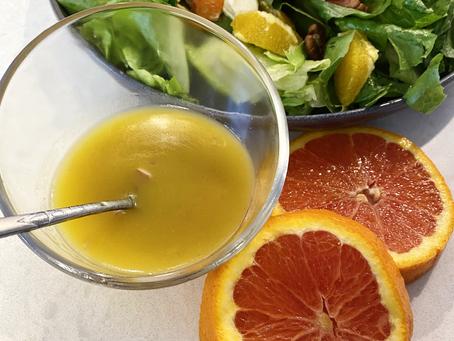 Orange Marmalade Dressing