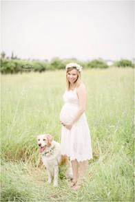 צילומי הריון בטבע