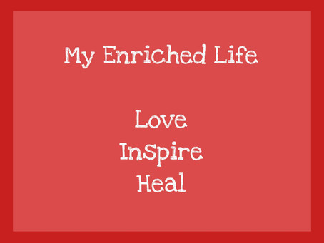 My Enriched Life Releases Updated Schedule
