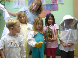Learing about Bees 2012-7