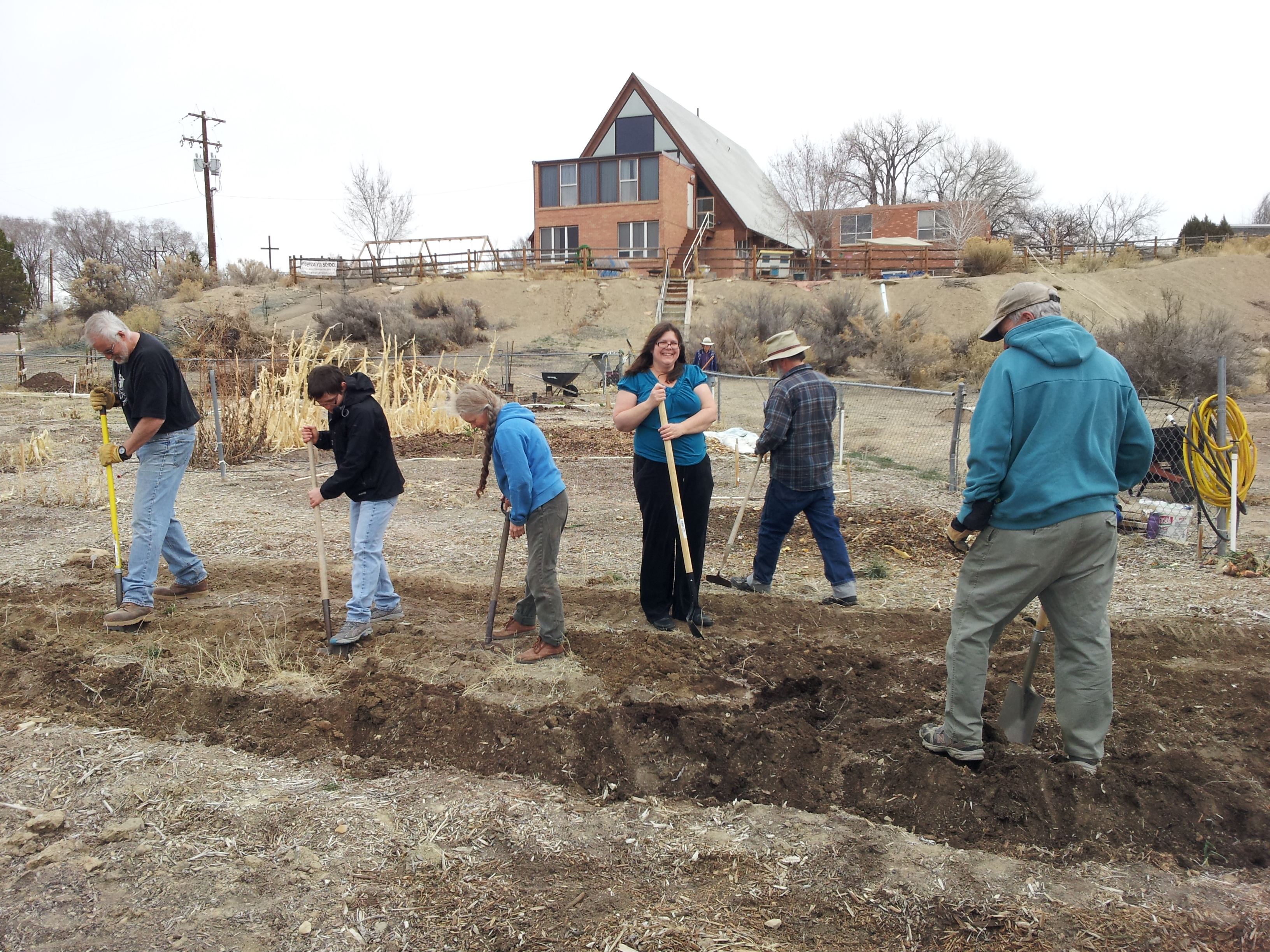 2013-10 Community Garden