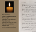 Light A Candle by Catherine Eicher