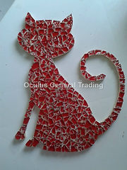 Cat Wall Hanging a