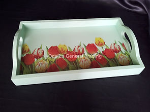 Serving Tray 01