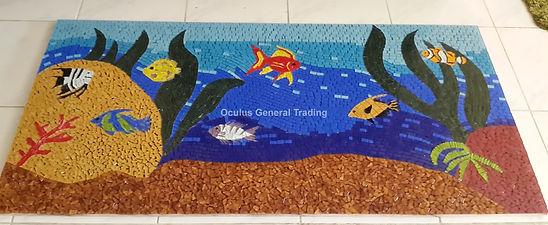 Mosaic Aquarium