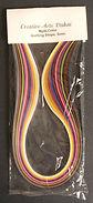 QT1014 - Quilling Strips Multi Color - 5