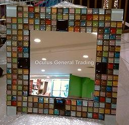 Mosaic Mirroe Frame