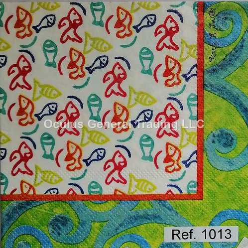 Tissues - 4 Pieces