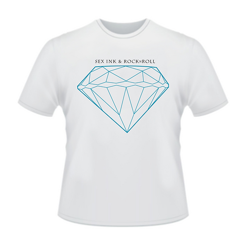 Shirt Diamond Mens