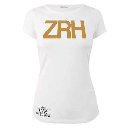 Shirt ZRH Ladies