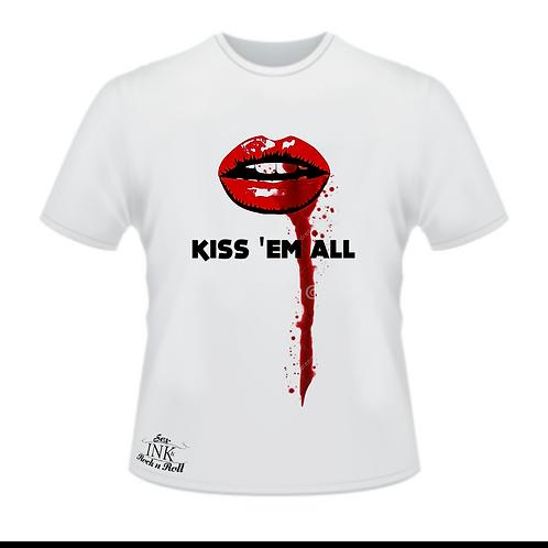 Shirt Kiss Mens