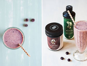 Bestow Beauty Products with Smoothie