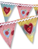 Best in Show Bunting COMPLETE Wet Felting kit