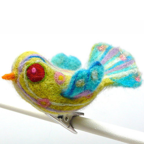 Chirpy Chappy Bird Needle Felting Kit