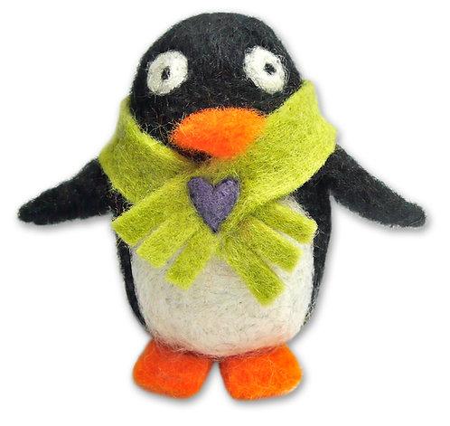 Gwendoline Penguin Needle Felting Penguin Kit