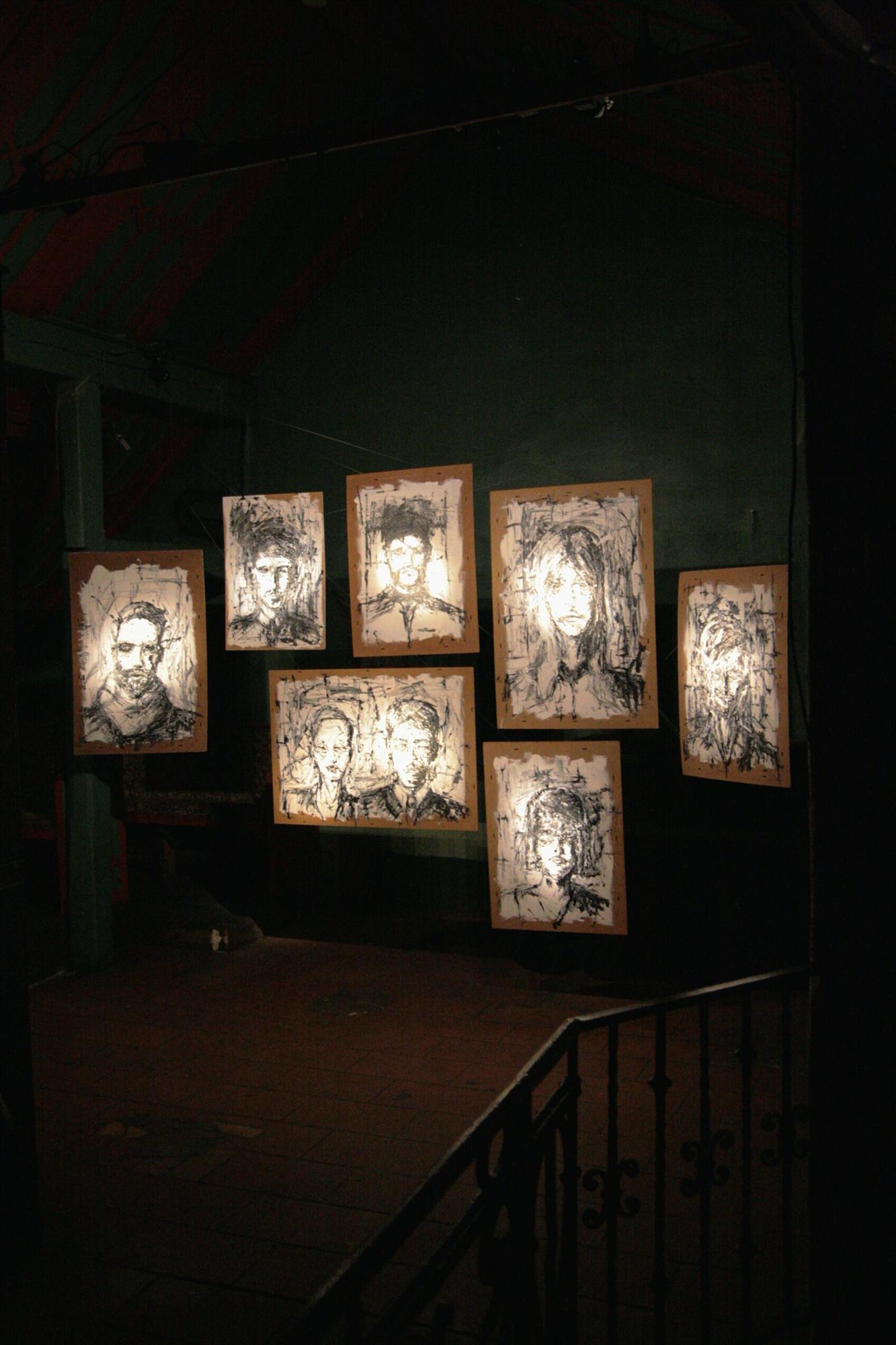 Ausstellung Dough House