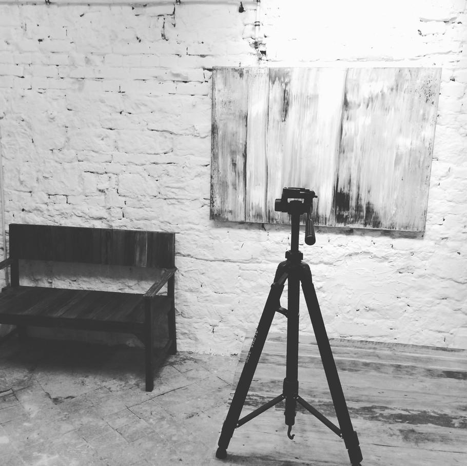 Shooting für neue Bilder