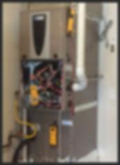 York furnace installation McMinnville