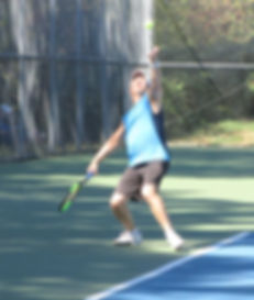 Exercise chiropractic tennis