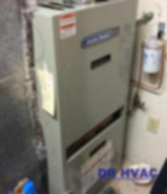 DR HVAC Oil Furnace, McMinnville, Yamhill, Newberg