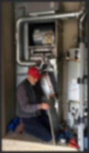 Furnace installer McMInnville & Newberg Oregon
