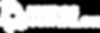Unidos Logo -Monocomo Blanco -Horizontal