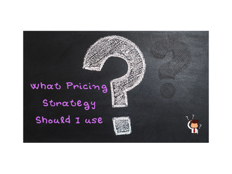 4 Pricing strategies you should use when bringing a new product or service to the market