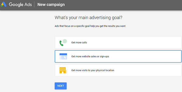 Google campaign ads are ticky.  Let Mark Marketing SB help