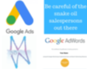 Why do PPC agency's lie about their accomplishments and how does Google allow them to do so?
