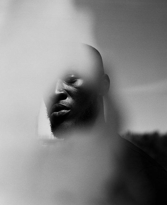 Stormzy by Jack Davison for Vogue