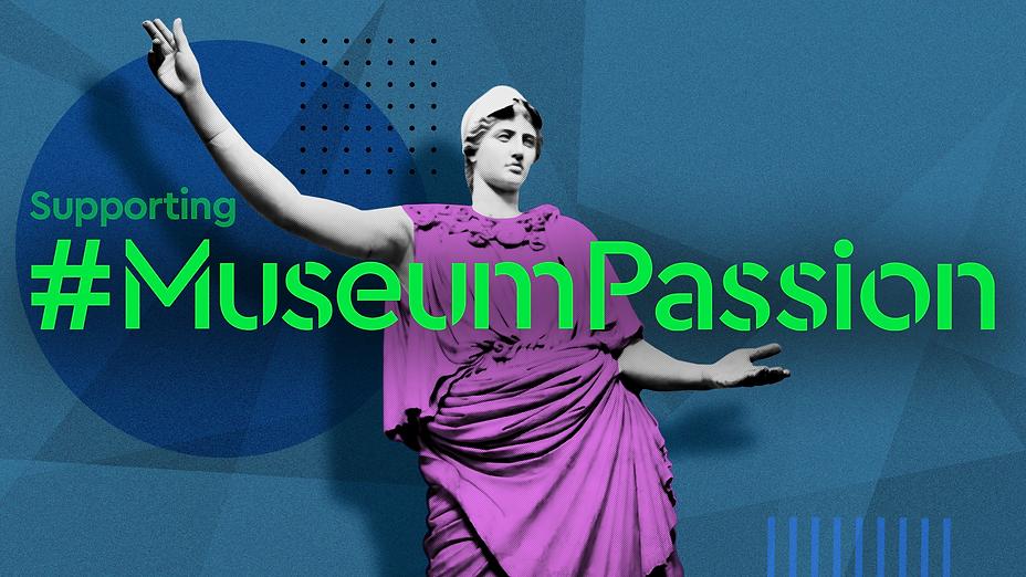 BBCxMuseums Association MuseumPassion Supporter
