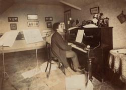 Samuel Coleridge-Taylor piano arenaPAL