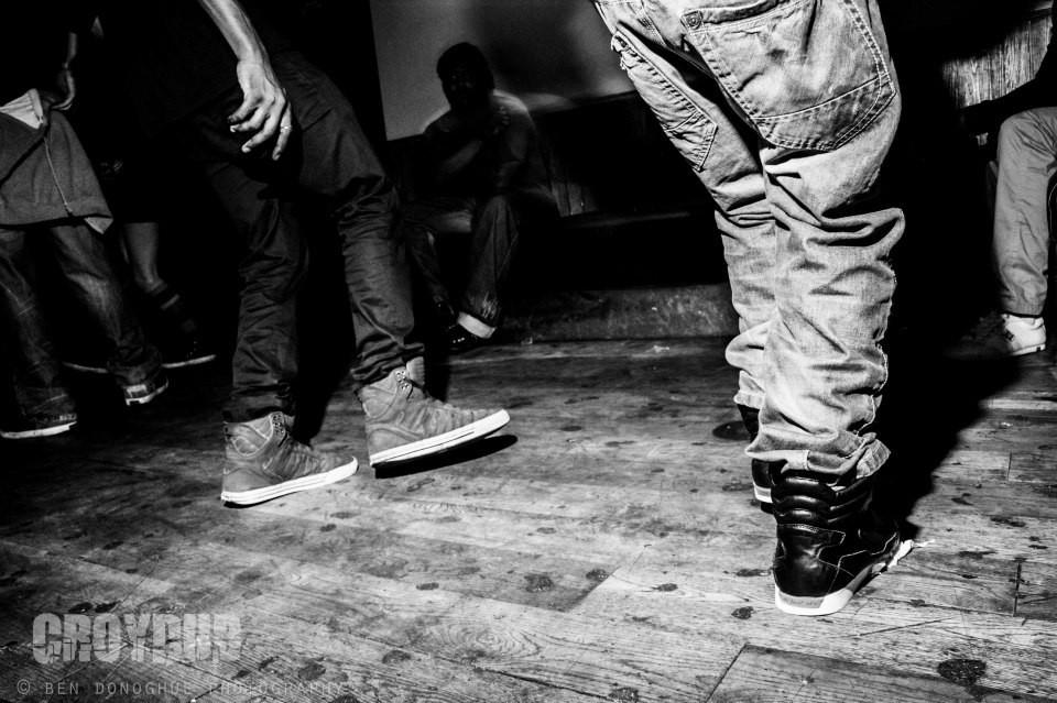 Dubstep Dancing Feet