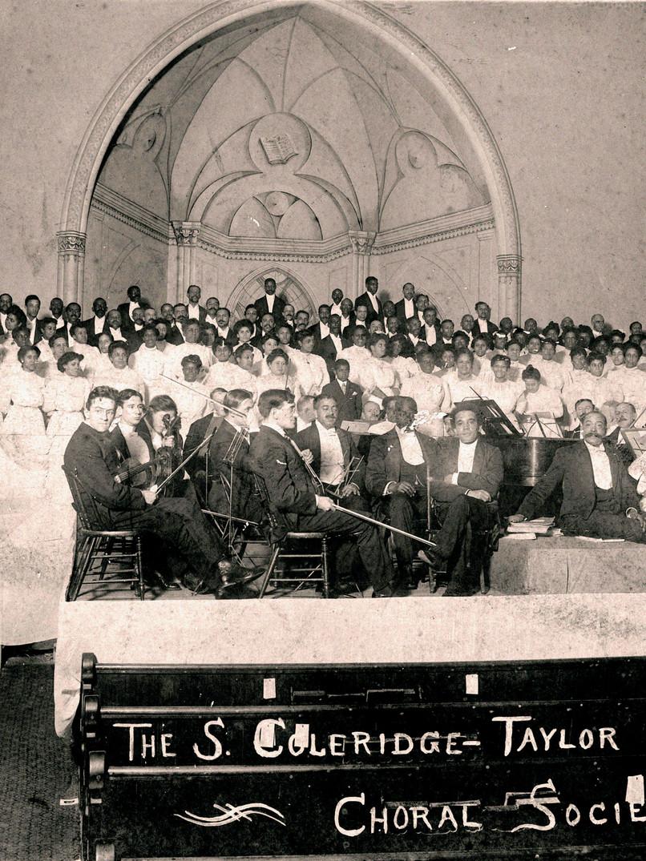 The Samuel Coleridge-Taylor Choral Society