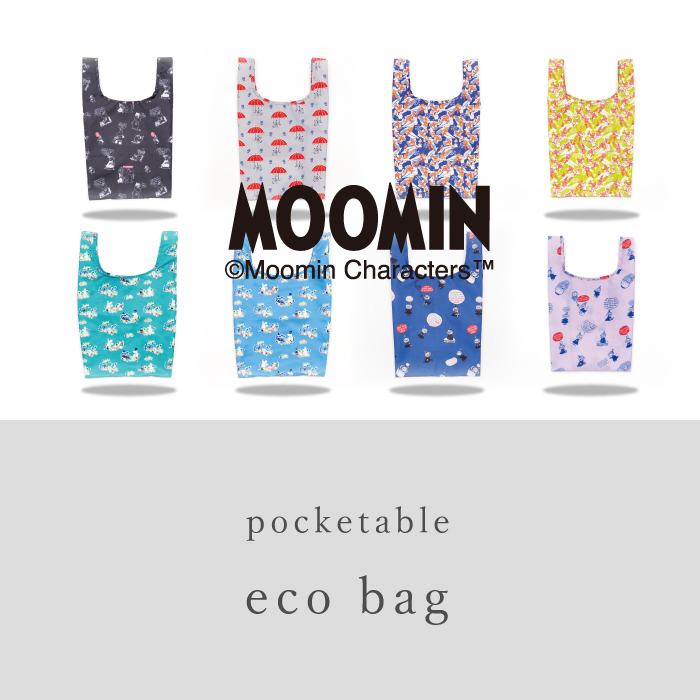 MOOMIN eco bag