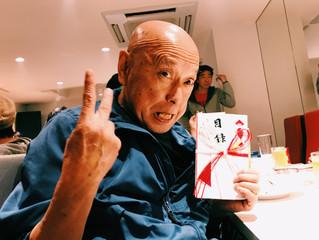 最優秀選手に森 卓司 選手(68歳)が選出。