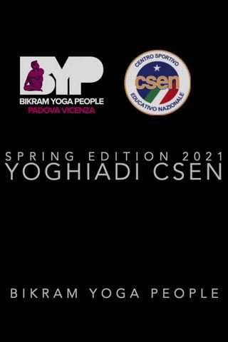 Il BYP alle Yoghiadi CSEN - Spring Edition 2021