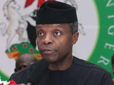 Nigeria's Challenges Are Huge Investment Opportunities - VP Osinbajo