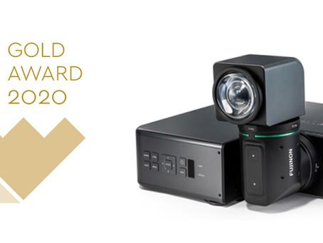 FujiFilm Z5000 Wins A Gold Award From IDEA