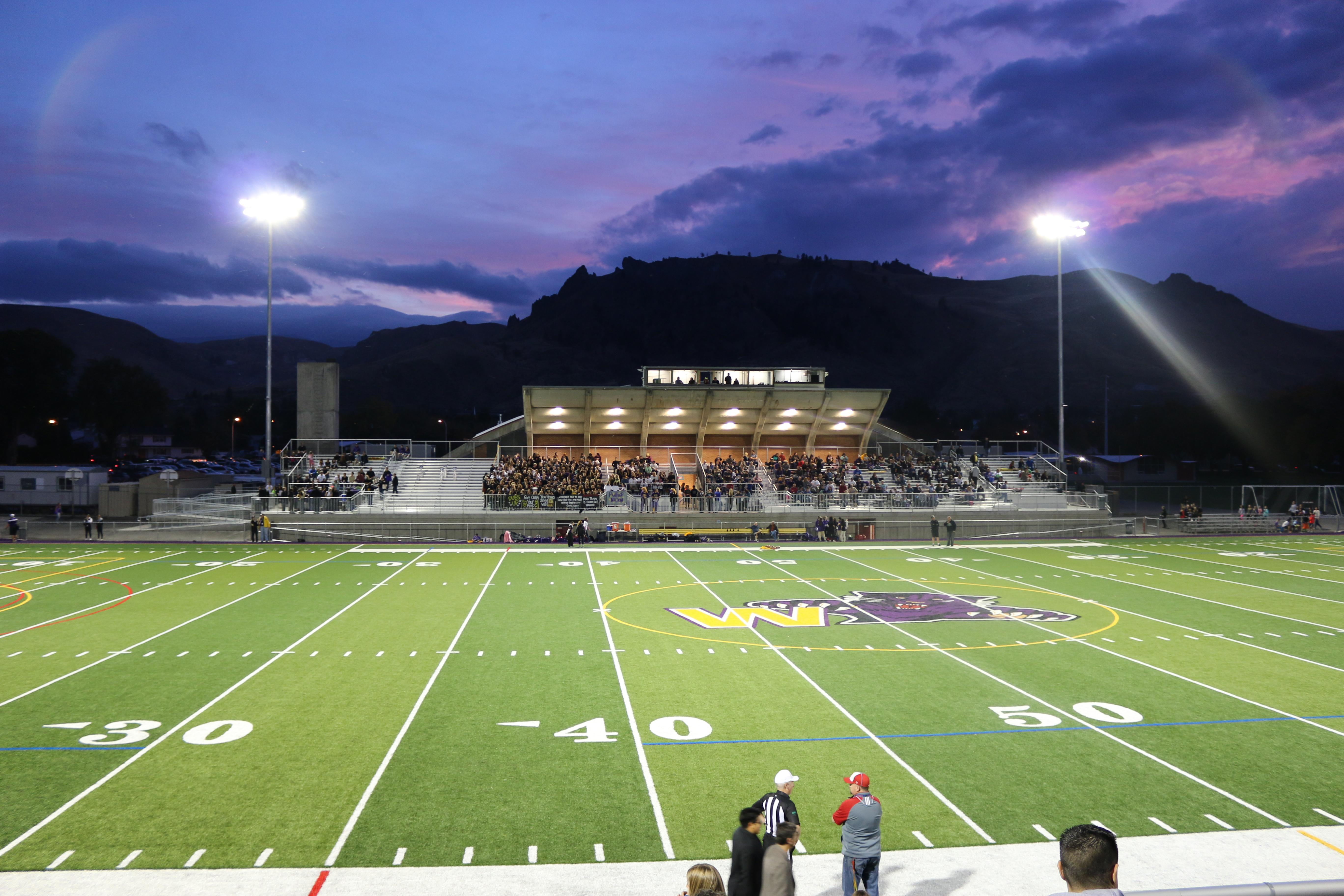 Sports Field Illumination