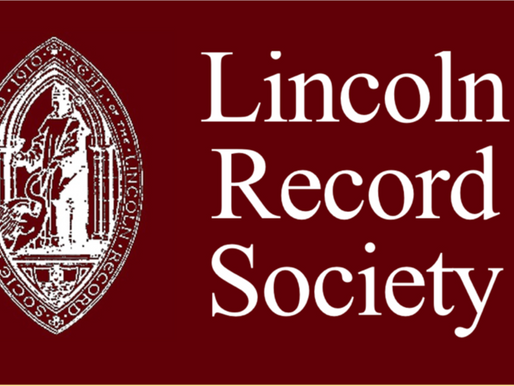 In the Press 5: Lincoln Record Society Newsletter, Issue 16 (Autumn 2020)
