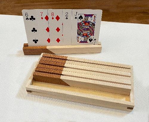 Card Sticks