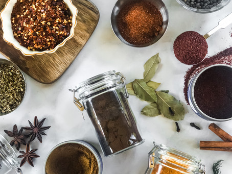 Low FODMAP Friendly Spices