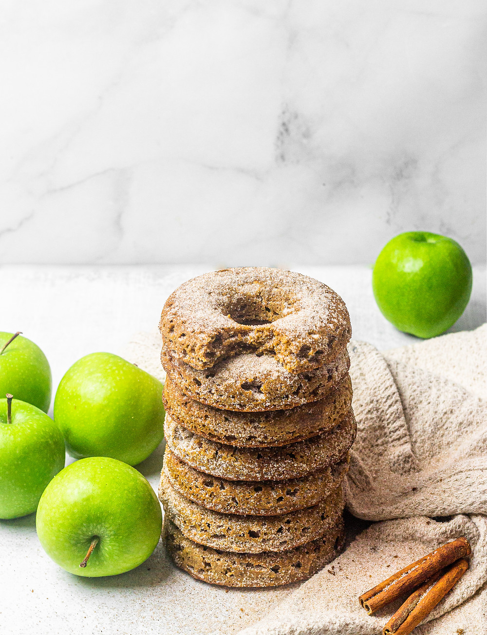 Pretty Delicious Life Low FODMAP, Grain Free Apple Cider Donuts - Growing up, apple picking was a fall tradition for my family. My parents would always take my younger brother and I to local orchards with family friends of ours at minimum once a season. I would always race to be the first to pick the BEST