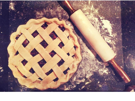 Paleo/Low FODMAP Pie Crust