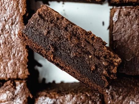 Best Super Fudgey Paleo Brownies - Gluten Free Dairy Free Grain Free | Pretty Delicious Life