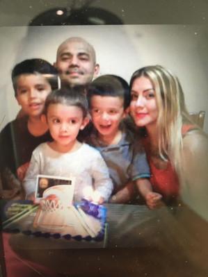 Jacob's Last Birthday With Family